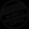 Siegel Frei von Aroma- & Konservierungsstoffen